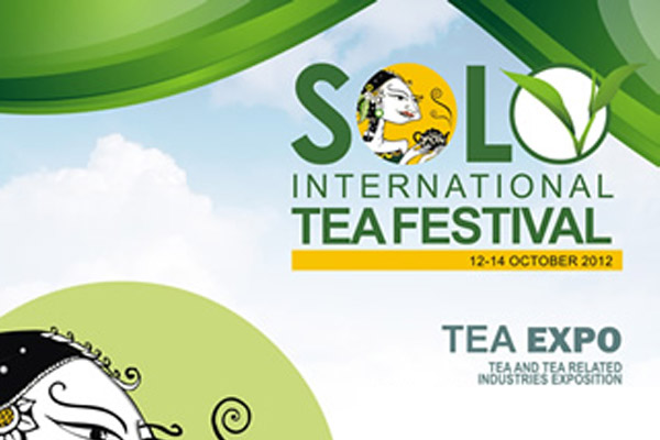 Jadwal Event Solo International Tea Festival