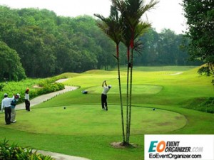 Lapangan Golf Batam Hills Resort